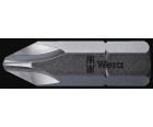 Насадки для винтов с крестовым шлицем Wera 2220 S PH 3 WE-073105
