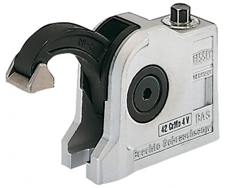 Зажим BAS-CB compact Bessey со сквозным крепежным отверстием BE-BAS-CB9-4