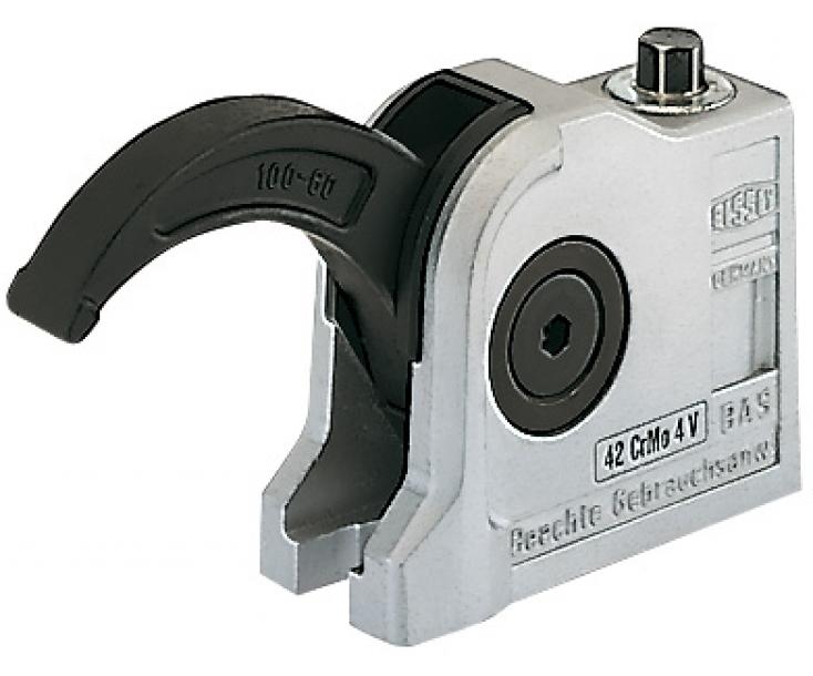 Зажим BAS-C compact Bessey с разрезным крепежным отверстием BE-BSP-C10-6
