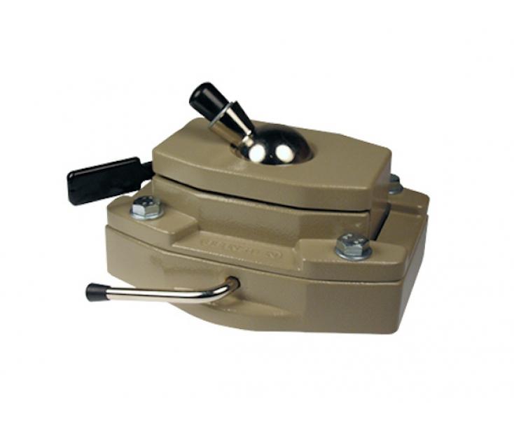 Вакуумное основание с шаровым шарниром для тисков SPANNFIX Bernstein BS-9-210