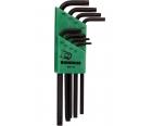 Набор штифтовых ключей TORX TR Bondhus 32434 длинных 8 предметов