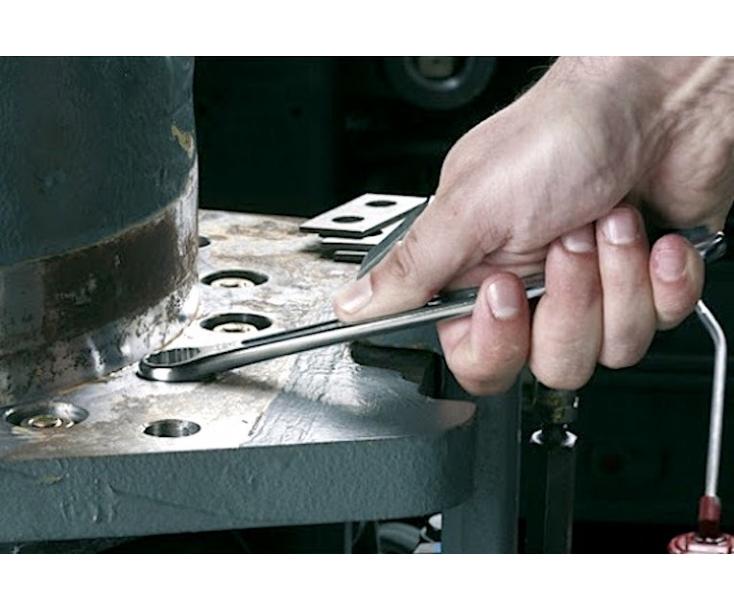 Ключ гаечный комбинированный 34 мм Facom 440.34