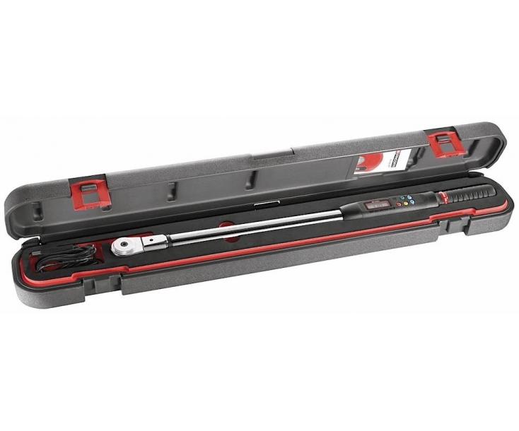 Ключ динамометрический 17-340 Нм электронный с трещоткой Facom E.306A340S