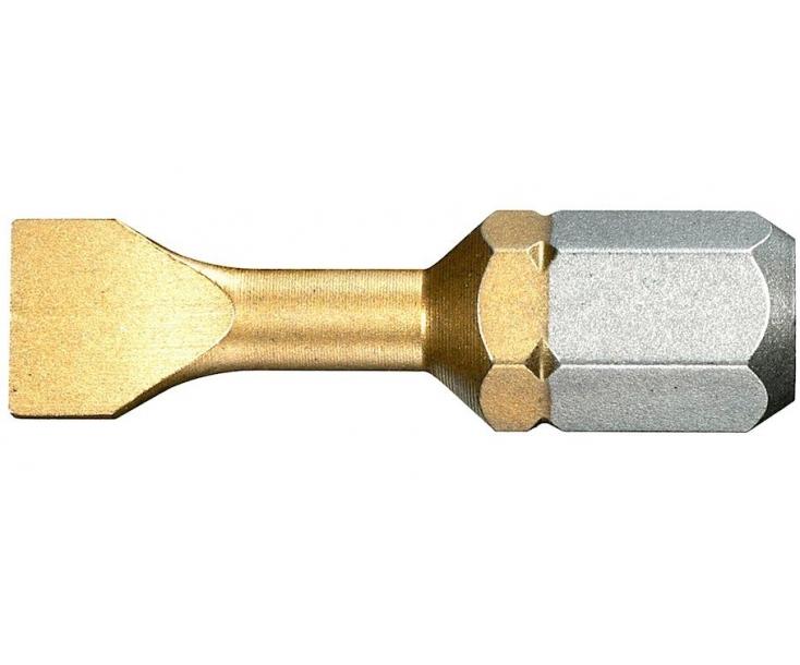 "Бита Facom High Perf Titane 1/4"" шлицевая 1х5.5 мм ES.175.5T"