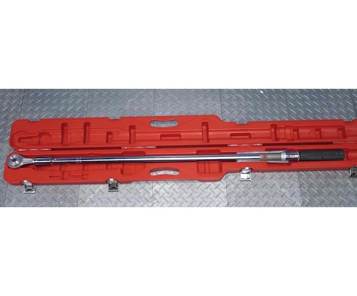 Ключ динамометрический 120-600 Нм со съемной трещоткой Facom K.306A600