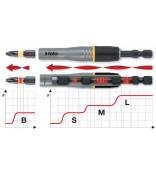 Магнитный держатель для бит Felo Impact серия 038 1/4 x 95 мм 03829590