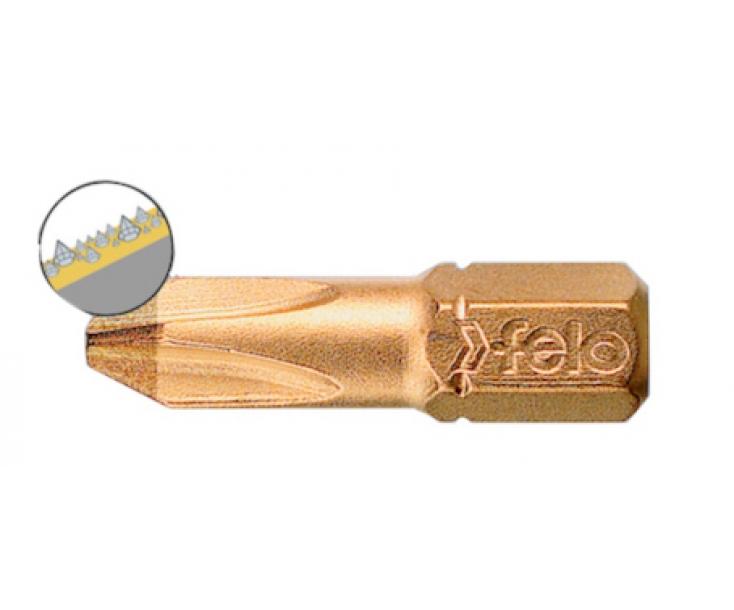 Бита Felo Diamant серия 022 крестовая Phillips PH1 х 25 02201080
