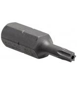 Бита Felo Industrial серия 027 TORX TR для винтов с предохранительным штифтом TX40 TR x 25 02740010