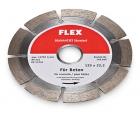Алмазный отрезной диск 125 x 22,2 мм Flex Diamantjet Standart 349046 по бетону