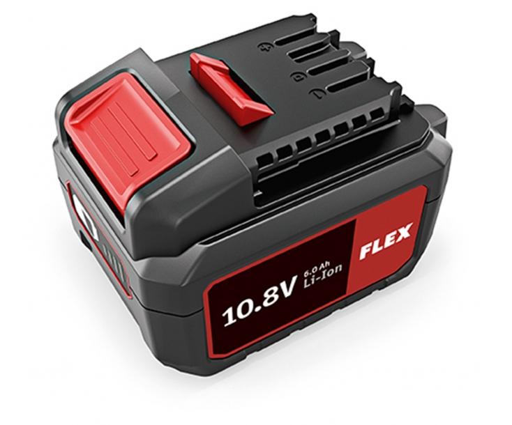 Аккумулятор Li-Ion 10.8 В 6.0 A/ч Flex AP 10.8/6.0 438294