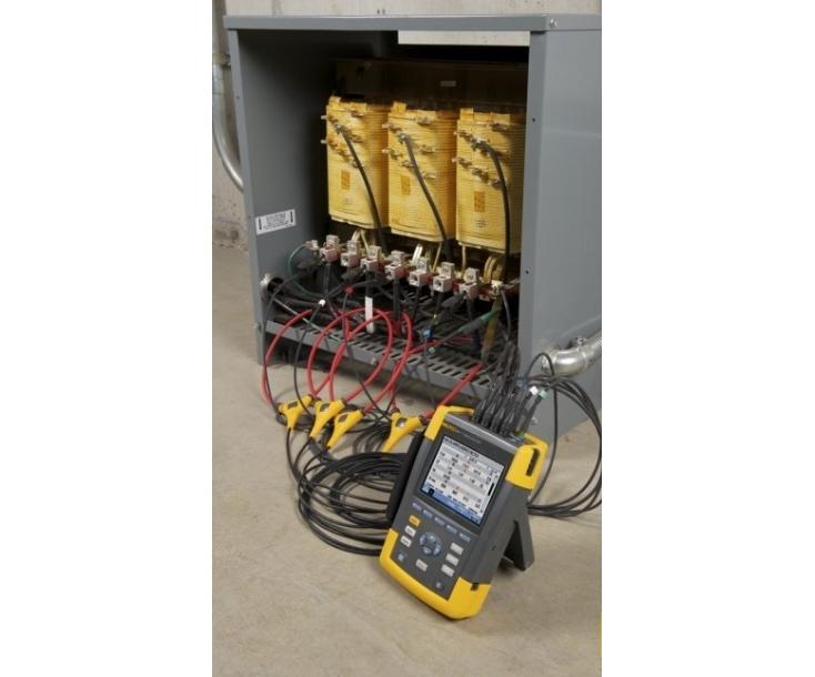 Анализатор качества электроэнергии цифровой Fluke 434 II/RU 4682255