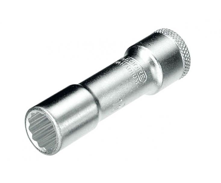 """Головка удлиненная двенадцатигранная D 30 L 15 3/8"""" профиль 15 мм Gedore 6258920"""