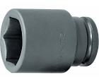 """Головка ударная торцовая удлиненная K 37 L 60 1½"""" HEX Nut 60 мм Gedore 6330620"""