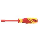 Отвертка-торцовый ключ VDE 2133 12 12х125 мм Gedore 1747150