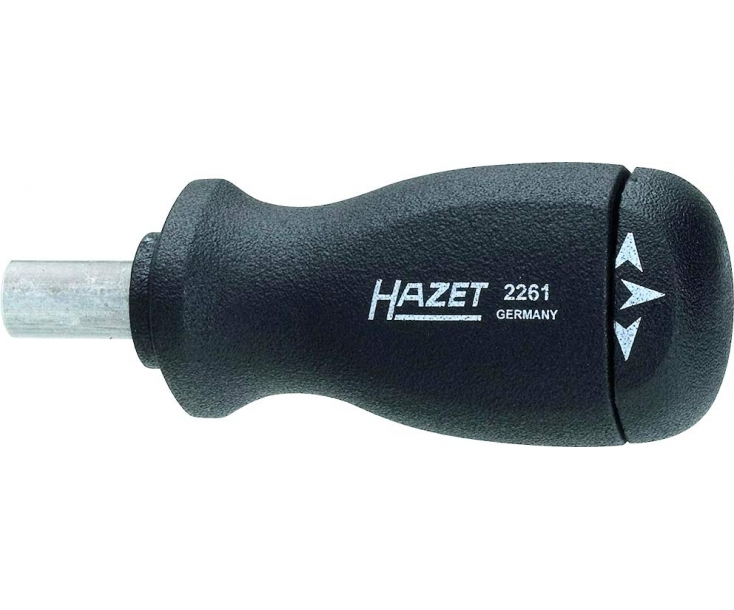 Битодержатель укороченный 90 мм Hazet 2261