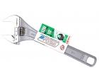 Ключ гаечный разводной хромированный со шкалой 13 мм Irega 92/CE-4