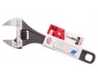 Ключ гаечный разводной фосфатированный с узкими губками с широким раскрытием и со шкалой 13 мм Irega 99XS 4