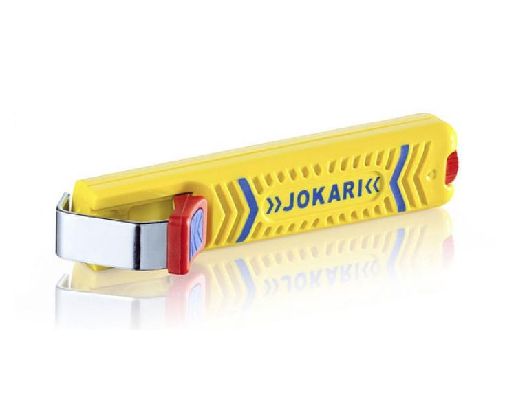 Нож Secura No. 27 для разделки круглого кабеля Jokari JK 10270