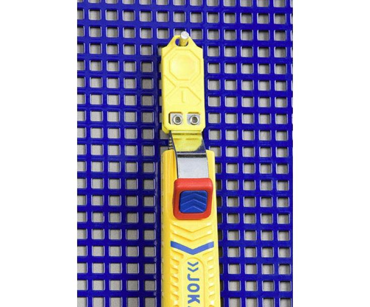 Нож Secura No. 28H для разделки круглого кабеля Jokari JK 10280