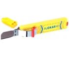 Нож Secura No. 28G для разделки круглого кабеля Jokari JK 10281