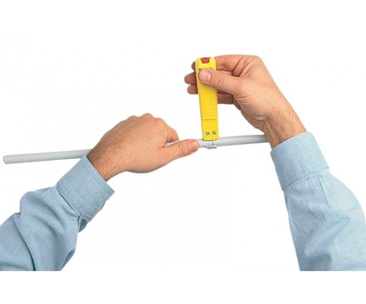 Нож Standard No. 35 для разделки круглого кабеля Jokari JK 10350