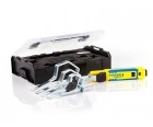 Нож System 4-70 с комплектом сменных рычагов Jokari JK 71000