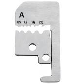 Пара запасных ножей Knipex KN-1219180