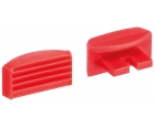 1 пара запасных зажимных губок Knipex KN-124902