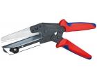 Ножницы для пластмассы и кабельных коробов Knipex KN-950221