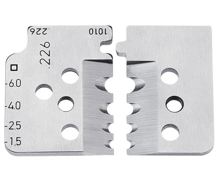 1 пара запасных ножей Knipex KN-121911
