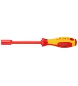 Отвертка-торцовый ключ VDE Knipex KN-980308