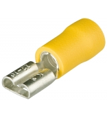 Гильзы флажковые изолированные 100 шт. Knipex KN-9799022