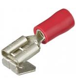 Гильзы флажковые с отводом изолированные 100 шт. Knipex KN-9799090