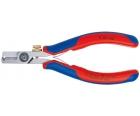 Ножницы-щипцы для удаления изоляции при работе с электронными устройствами Knipex KN-1182130