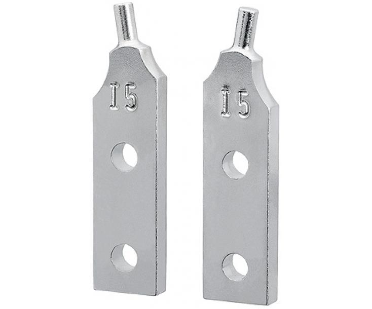 Пара запасных наконечников для 4410J5 Knipex KN-4419J5