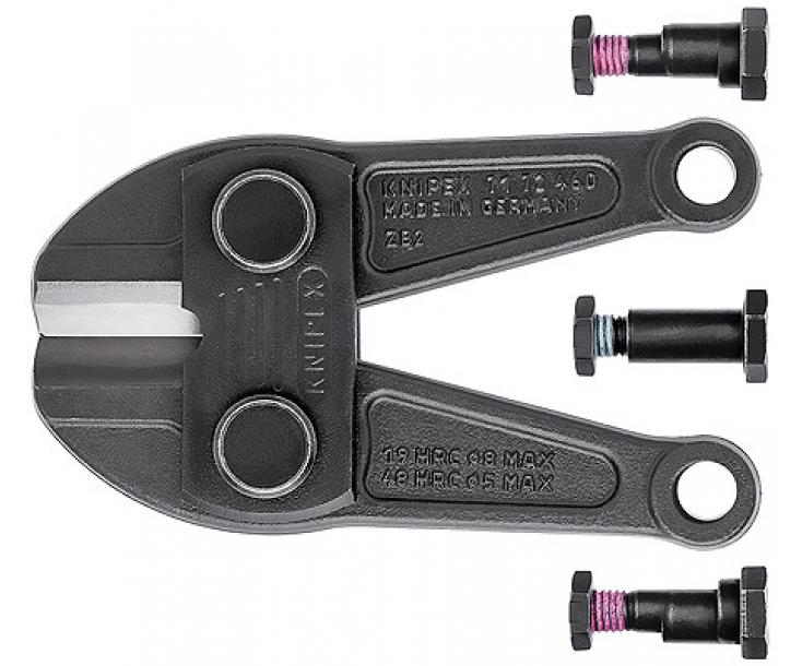 Запасная ножевая головка для 7172460 с болтами Knipex KN-7179460