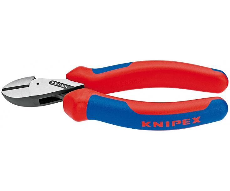 KNIPEX X-Cut компактные кусачки боковые с высокой передачей усилия KN-7302160
