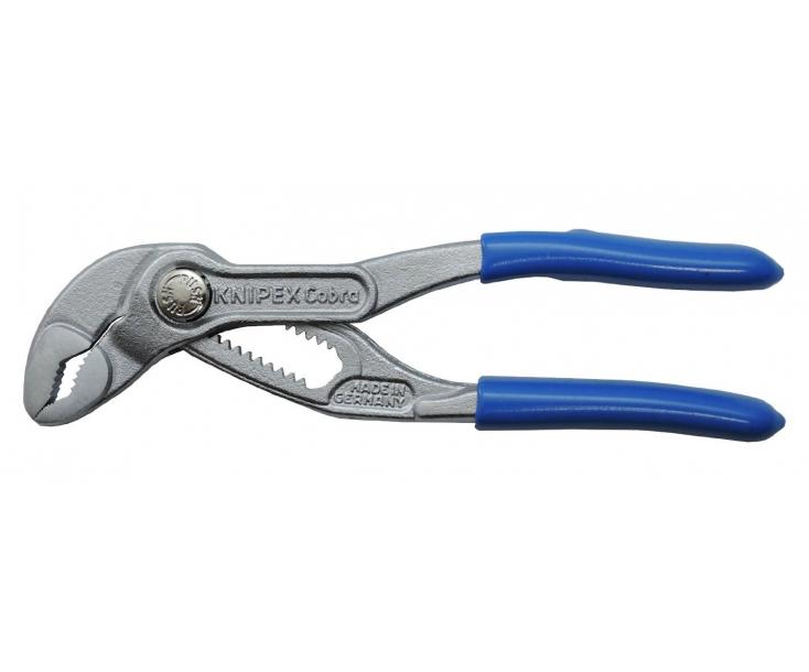 KNIPEX Cobra высокотехнологичные сантехнические клещи KN-8703125BEBK