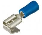 Гильзы флажковые с отводом изолированные 100 шт. Knipex KN-9799091