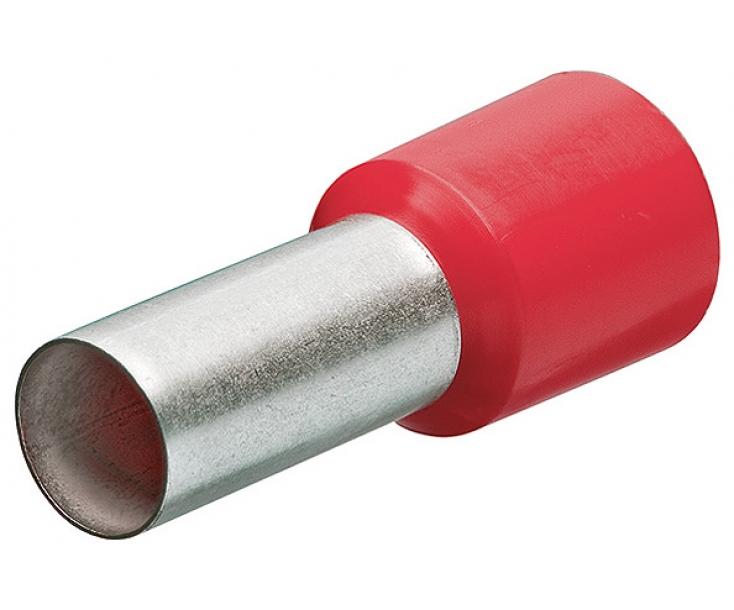 Гильзы контактные с пластмассовыми изоляторами 50 шт. Knipex KN-979977