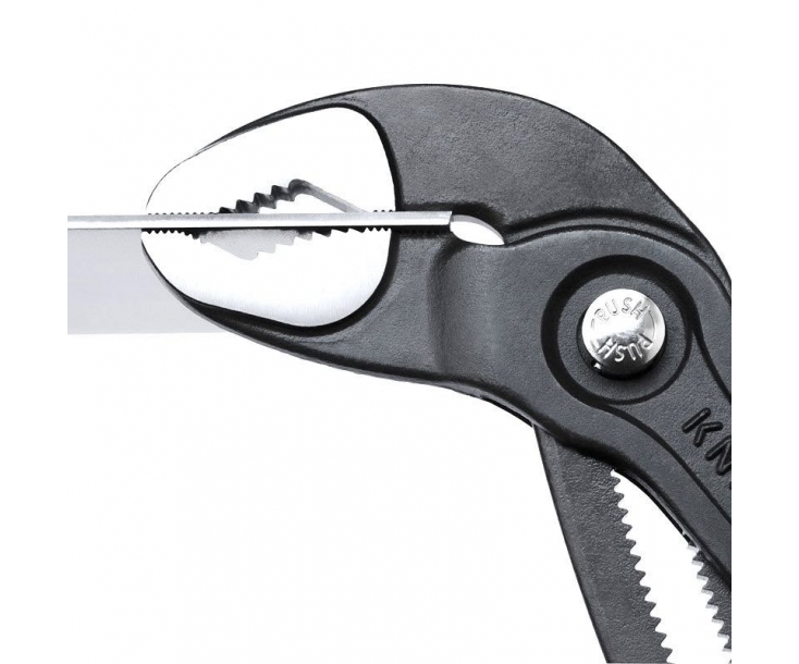 KNIPEX Cobra высокотехнологичные сантехнические клещи KN-8701300SB в блистере