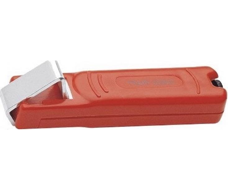 Нож для снятия изоляции с круглого кабеля 135 мм NWS 726-130