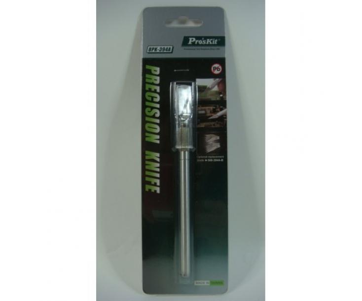 Нож-скальпель прецизионный малый ProsKit 8PK-394A