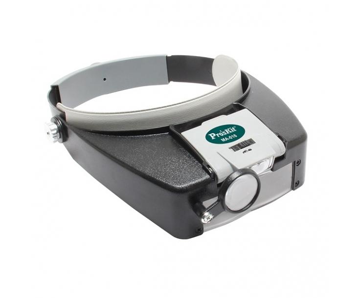 Бинокуляр увеличительный ProsKit MA-016