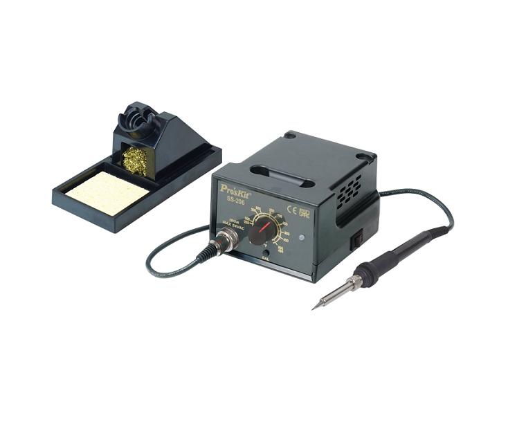 Паяльная станция аналоговая ProsKit SS-206B