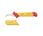 Нож для зачистки кабеля ProsKit PD-V003C серповидный