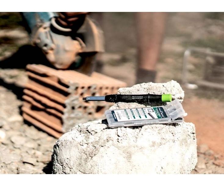 Грифели твердые Stonemason для карандаша Pica BIG Dry 6055 12 пр.