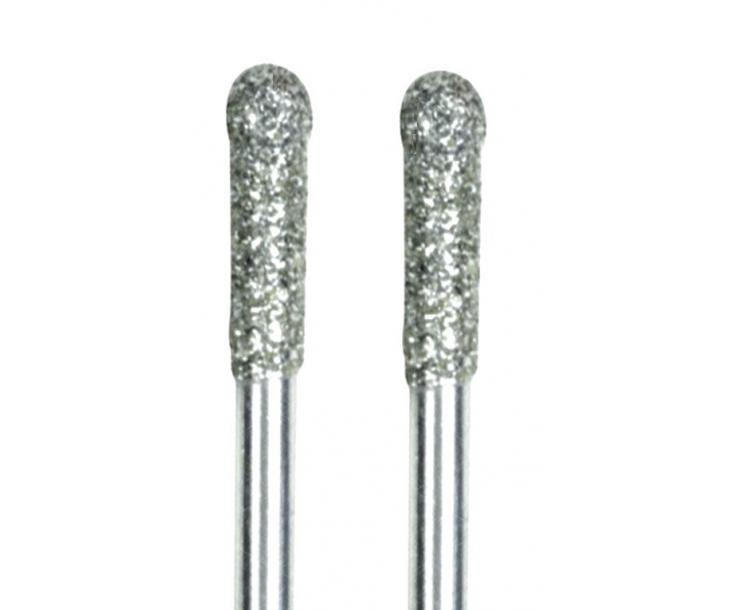 Бор с алмазным напылением (шар 3.2 мм) Proxxon 28234 2 шт.