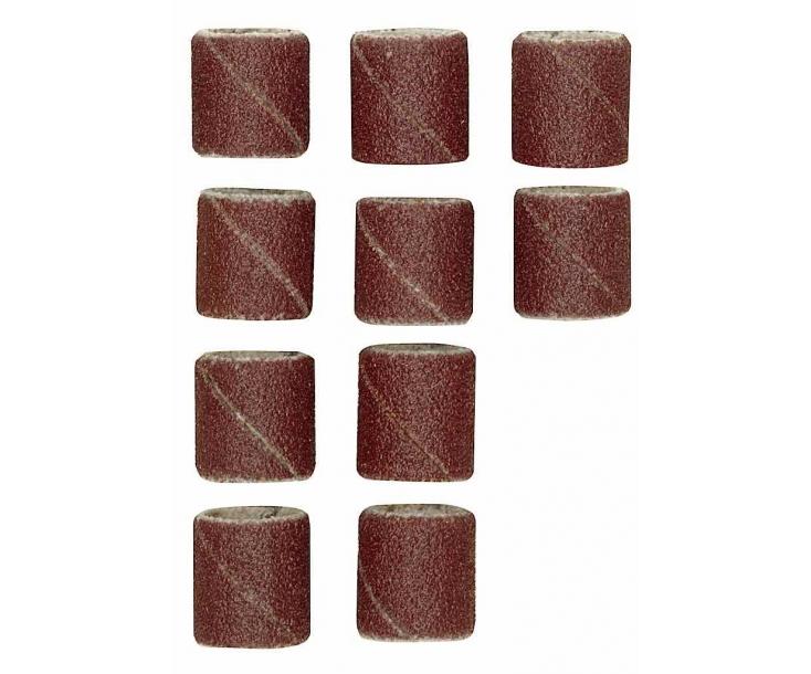 Цилиндры шлифовальные Ø 10 мм К150 Proxxon 28981 10 шт.