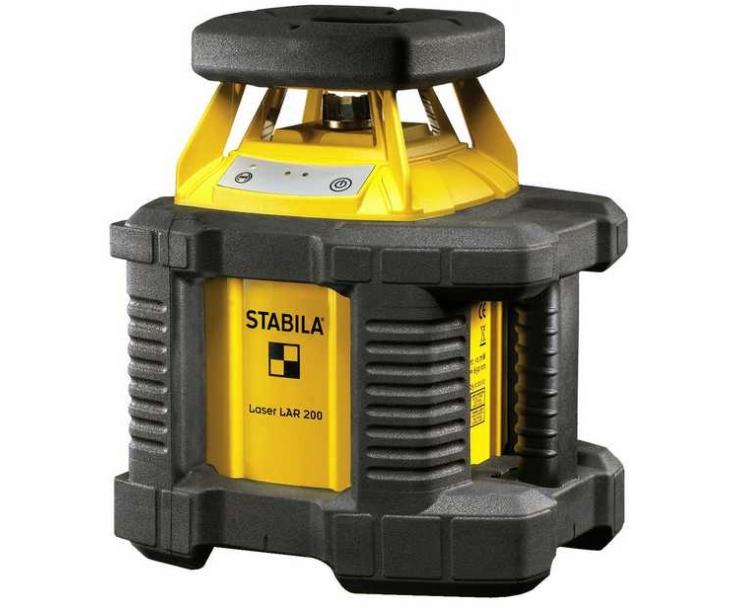 Нивелир лазерный ротационный  LAR 200  Stabila 17062